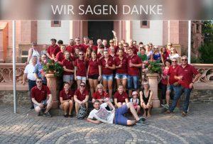 Unbürokratisch und solidarisch: Die Volksbank Bad Saulgau unterstützt die Musikkapelle Bingen-Hitzkofen e.V. auch in schwierigen Zeiten