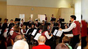 Serenade bietet Mischung aus moderner und traditioneller Blasmusik