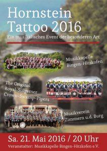 Hornstein Tattoo 2016